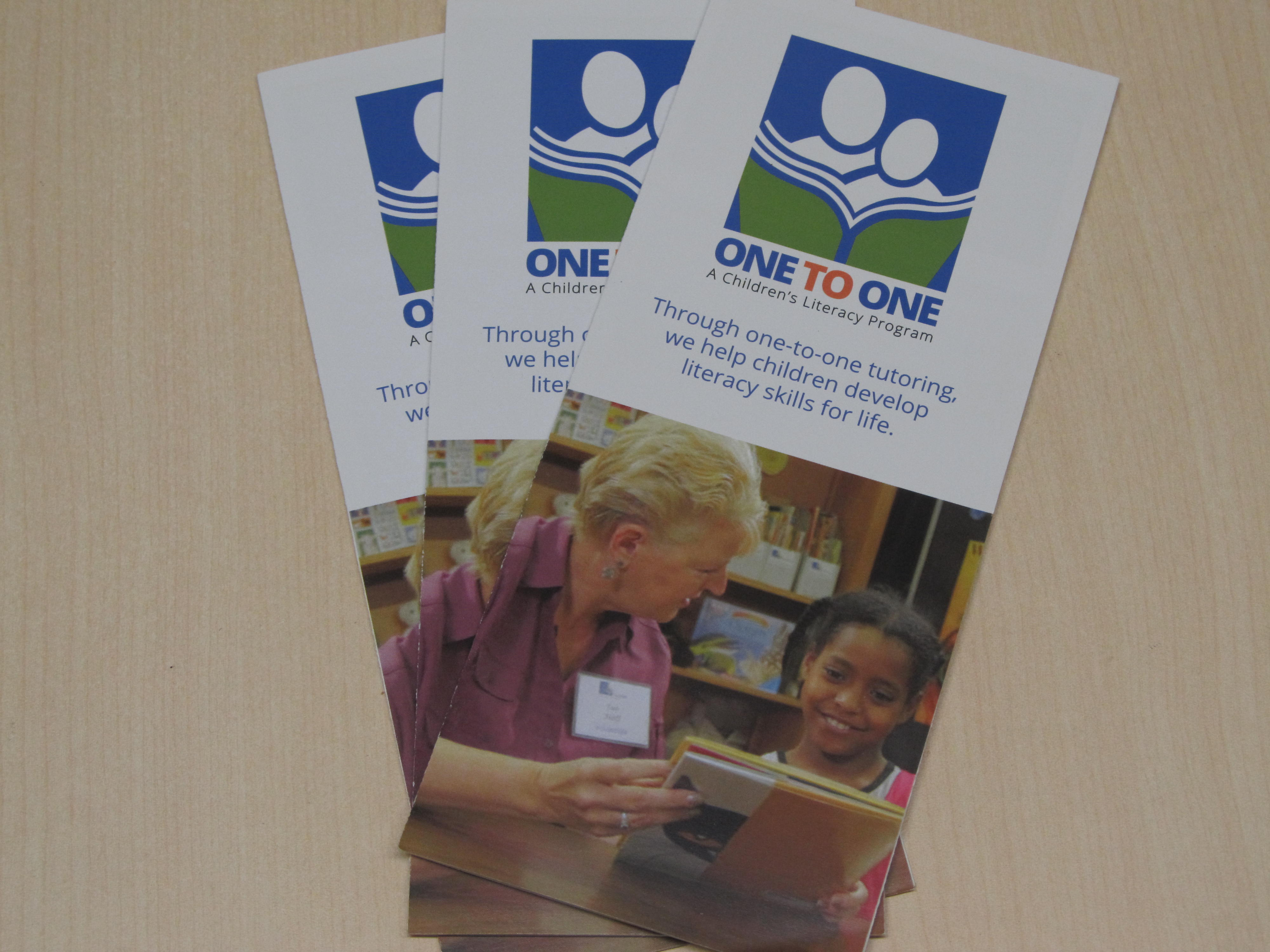 ONE TO ONE Information Brochure