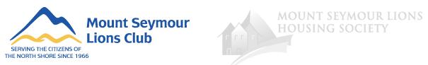 Mount Seymour Lions Club Logo