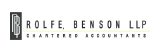 Rolfe, Benson LLP Chartered Professional Accountants Logo