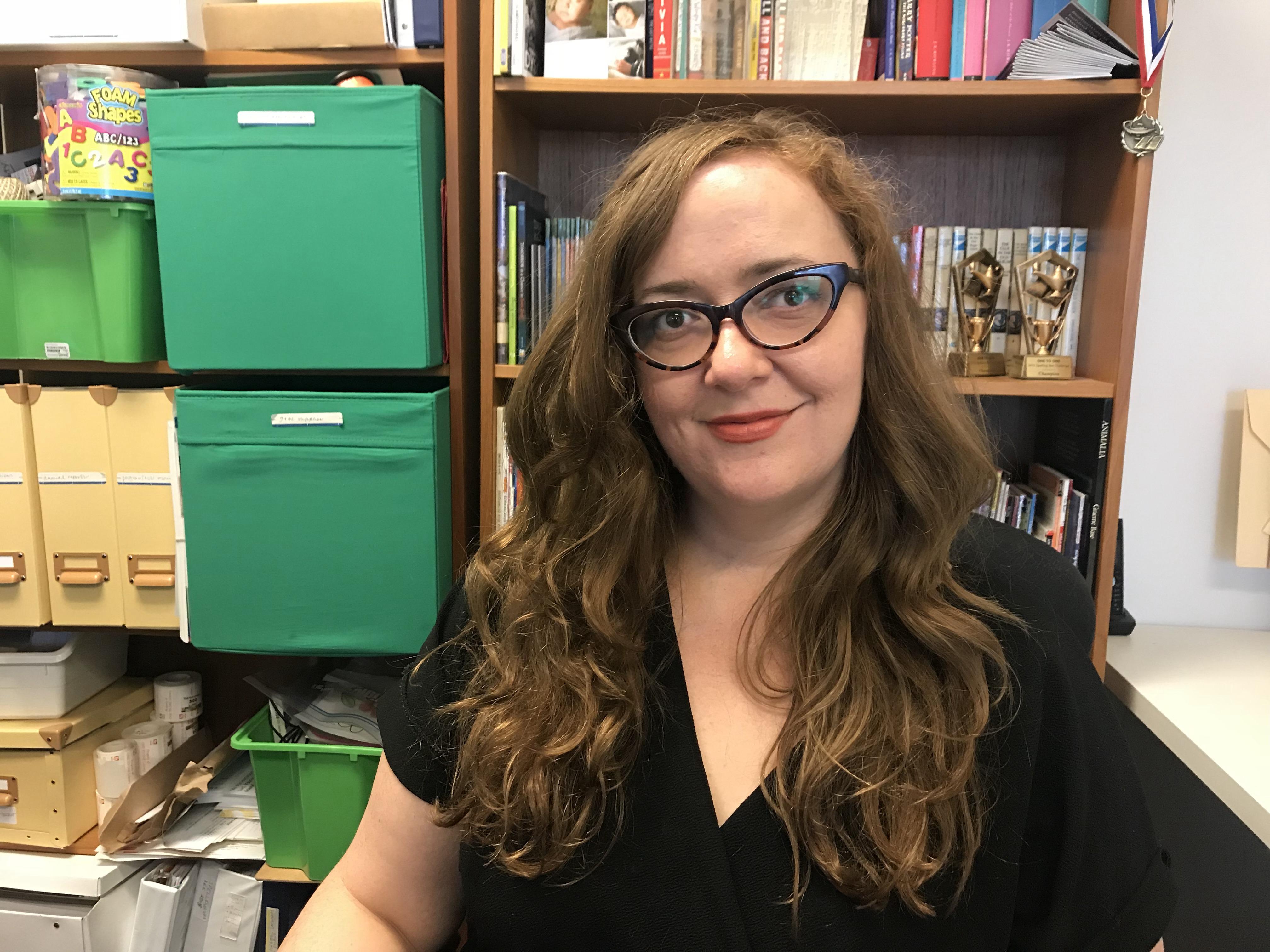 Photo of Carol Neuman